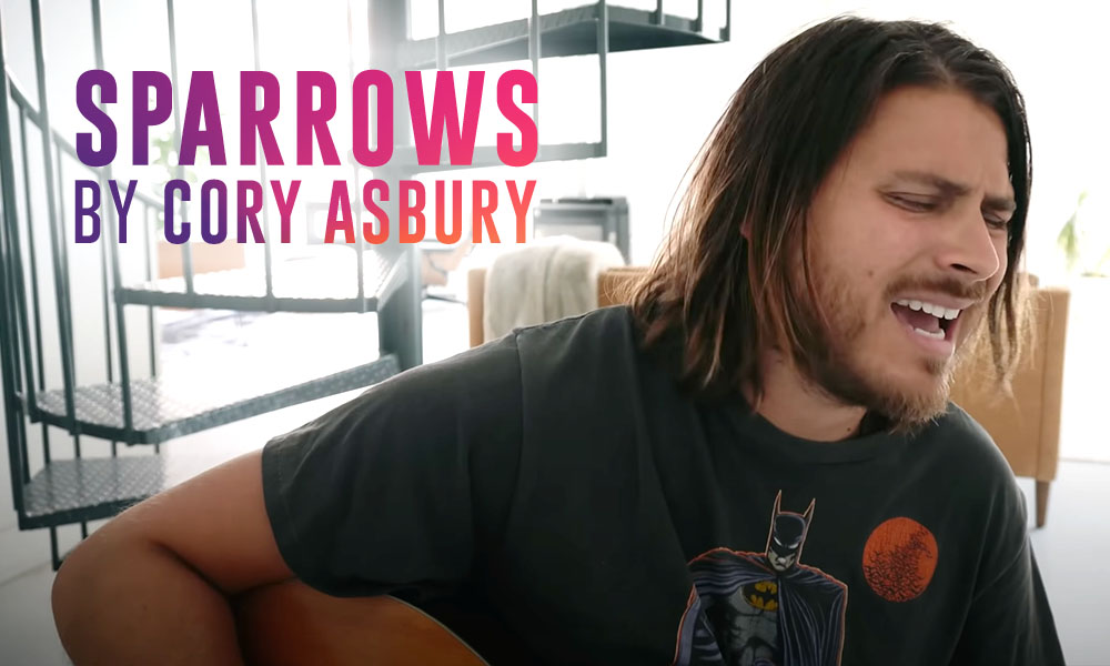 "Acoustic Performance of ""Sparrows"" by Cory Asbury"