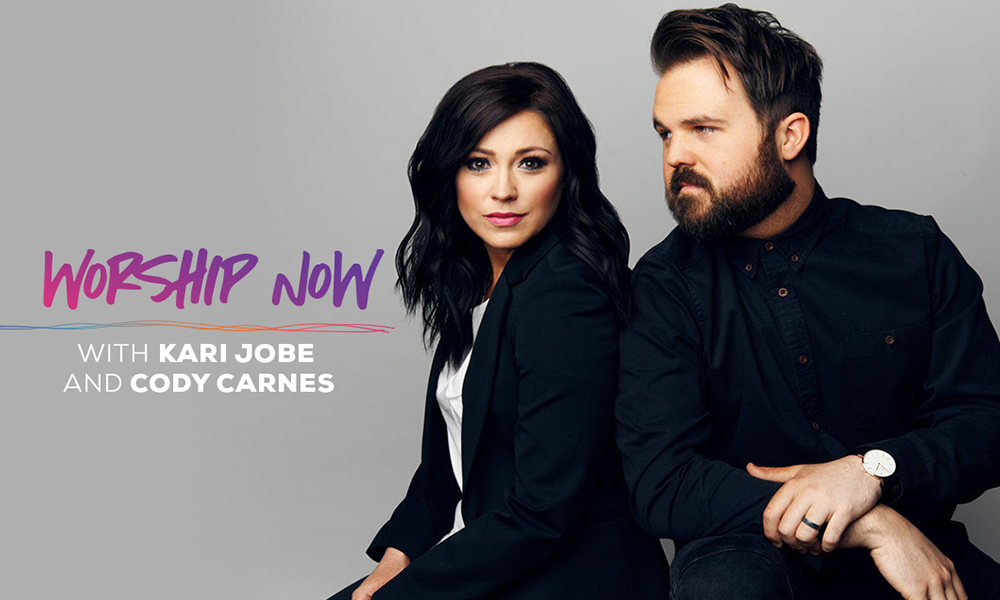 Worship Now With Kari Jobe & Cody Carnes