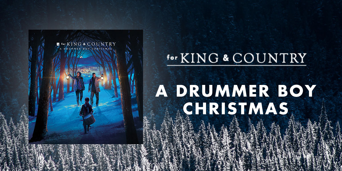 New for KING & COUNTRY Album Points to the Hope of Christmas