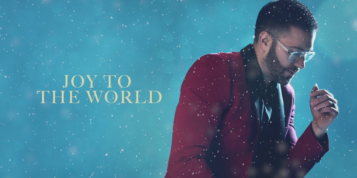 "Danny Gokey ""Joy to the World"""