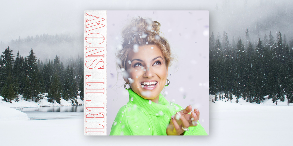 "Tori Kelly ""Let it Snow"""
