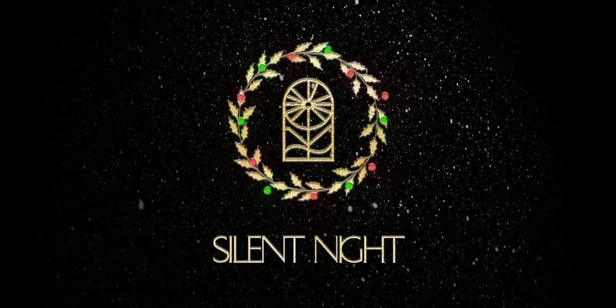 """NEEDTOBREATHE """"Silent Night"""""""