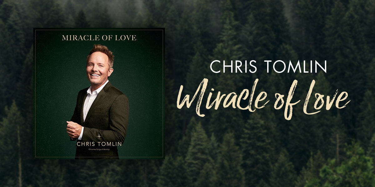 Usher in Christmas with Chris Tomlin