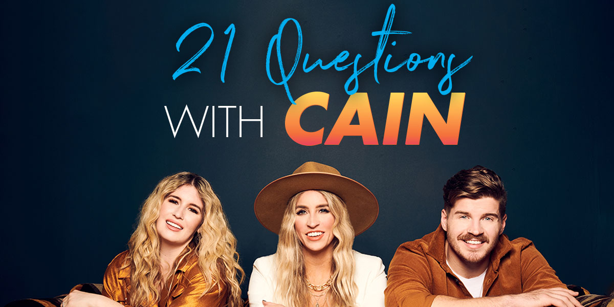 21 Questions with CAIN