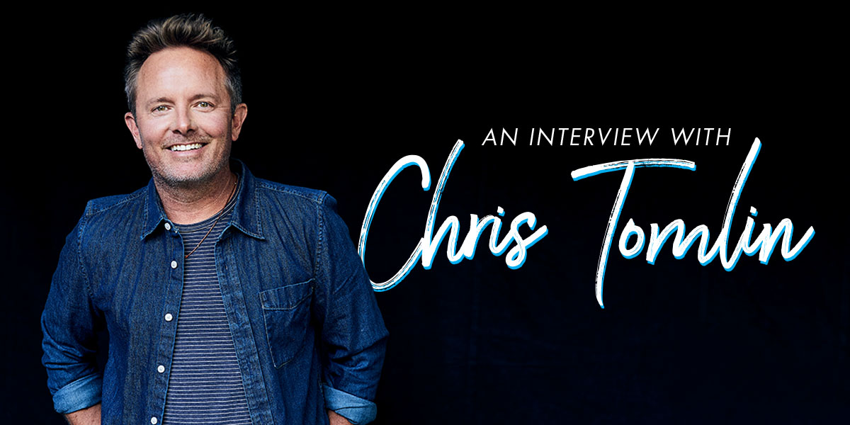An Interview With Chris Tomlin