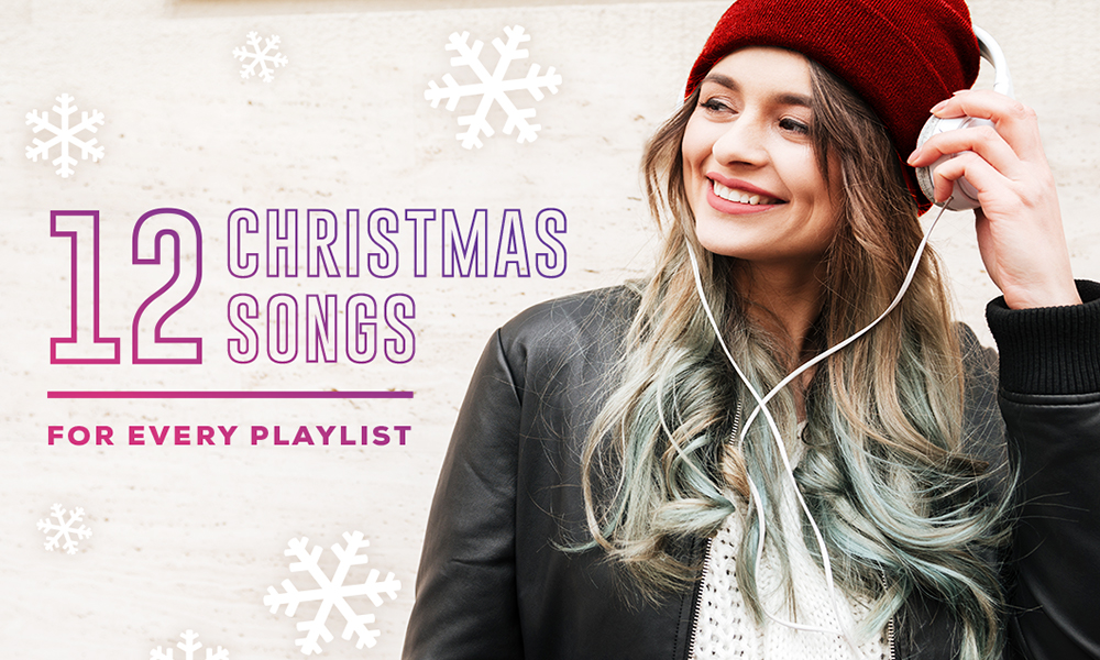 12 Christmas Songs for Every Playlist