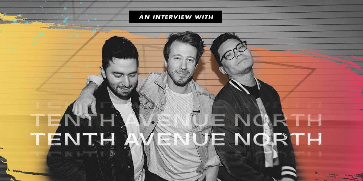 Cover Story: Tenth Avenue North Bids Fans Farewell