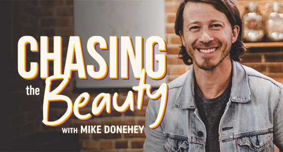 AccessMore Podcast - Chasing the Beauty with Mike Donehey
