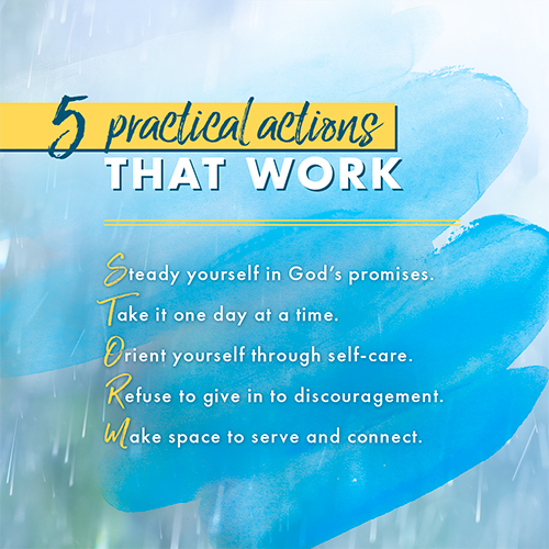 5 Ways To Thrive During A STORM