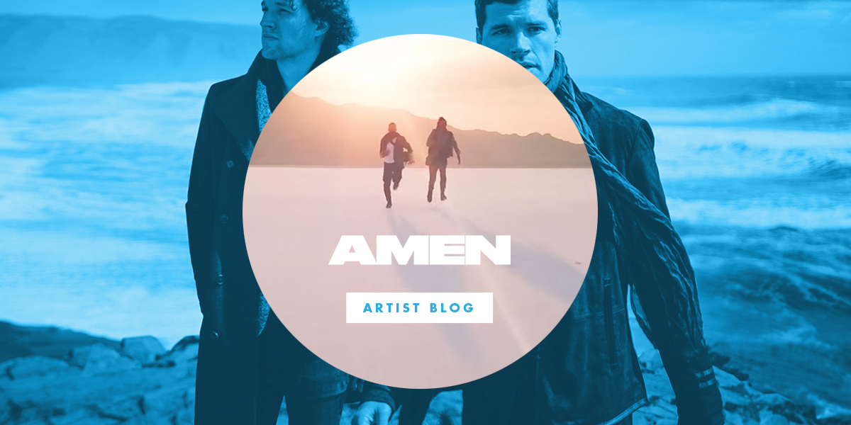 "for KING & COUNTRY Experiences Rebirth on ""Amen"""
