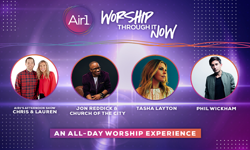 "Worship Through It ""An All Day Worship Experience"""