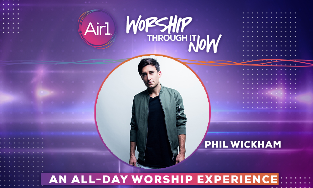 Worship Through it With Phil Wickham