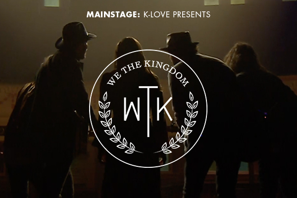 We The Kingdom Performance for K-LOVE On Demand