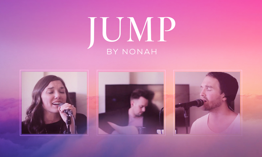 """""""Jump"""" by NONAH"""