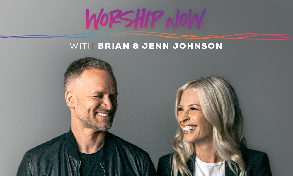 Worship Wednesday with Brian & Jenn Johnson
