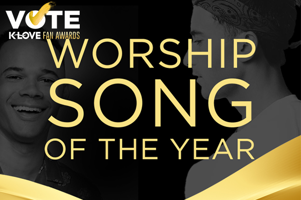 Worship Song of the Year