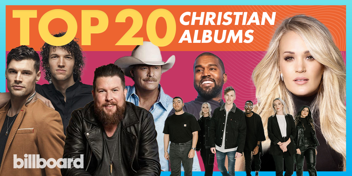 Billboard Chart Toppers: Christian Albums