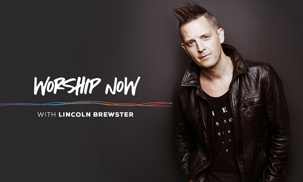 Worship Wednesday with Lincoln Brewster