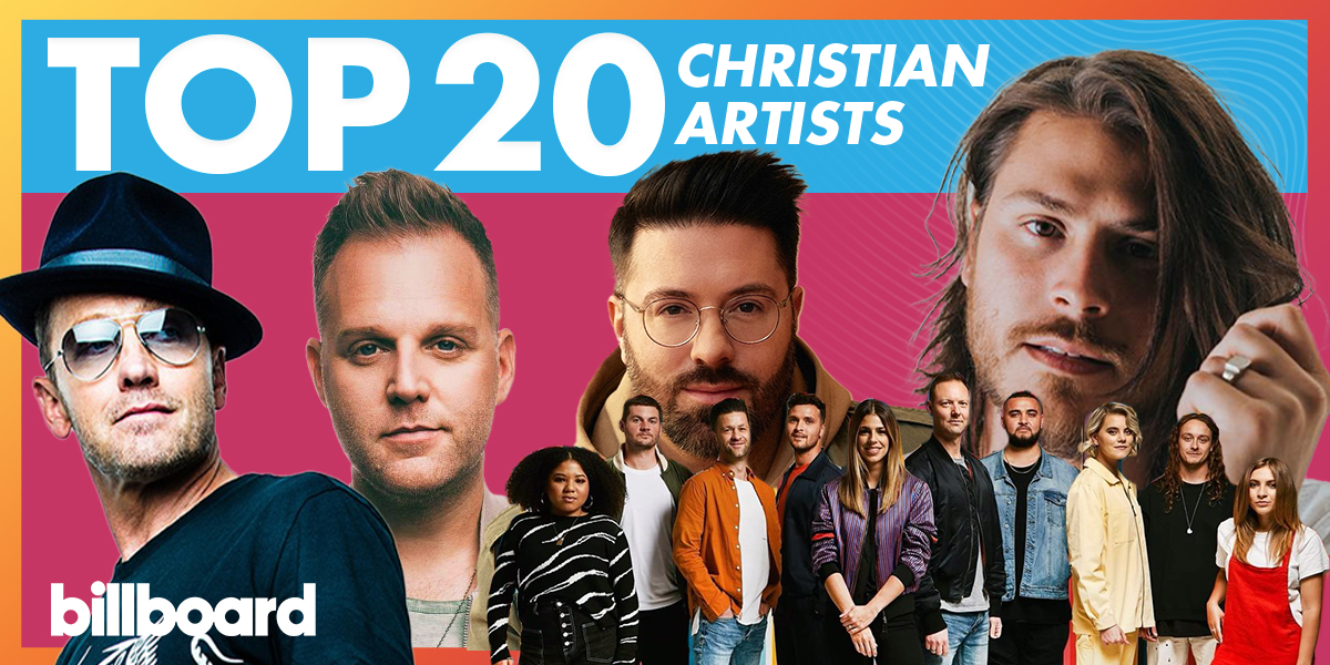Top 20 Christian Artists
