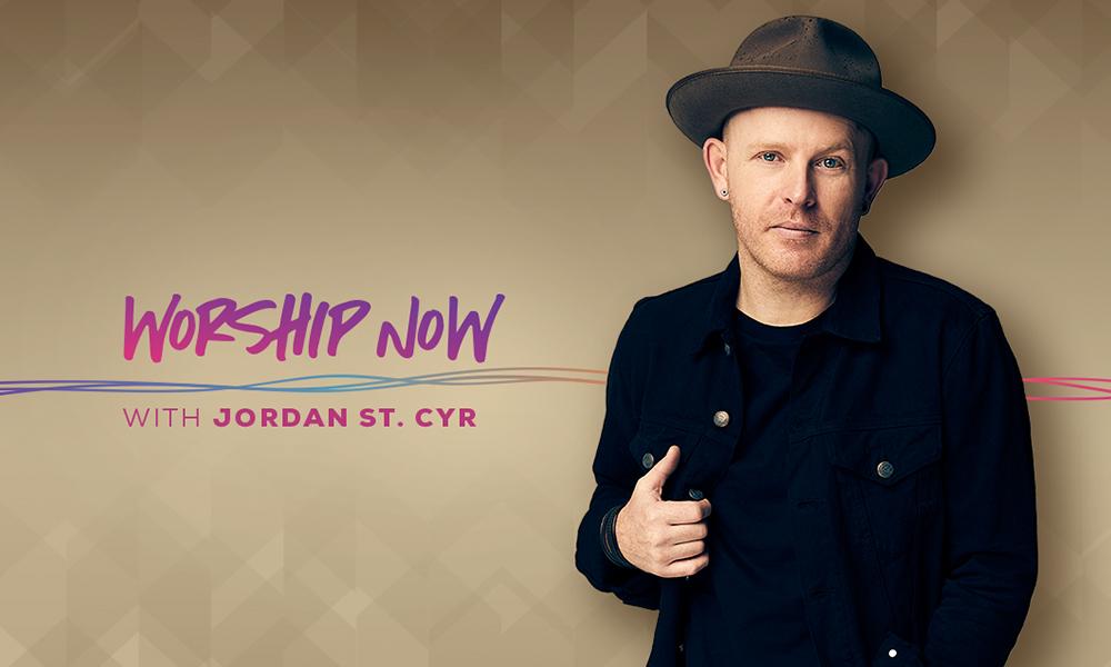 Worship Wednesday with Jordan St. Cyr