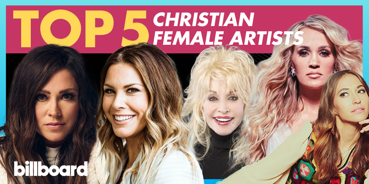 Billboard Chart Toppers: Christian Female Artists
