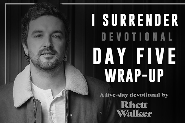 DAY FIVE || WRAP-UP