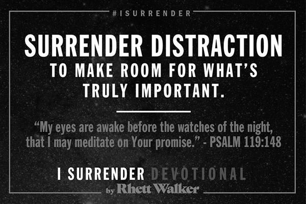Surrender Sisstraction