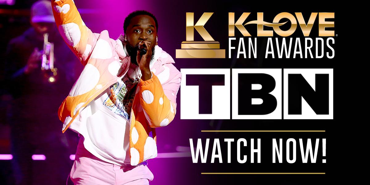Watch the 2021 K-LOVE Fan Awards