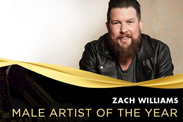 2021 K-LOVE Fan Awards Male Artist of the Year