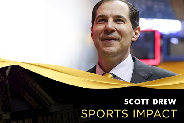 2021 K-LOVE Fan Awards Sports Impact