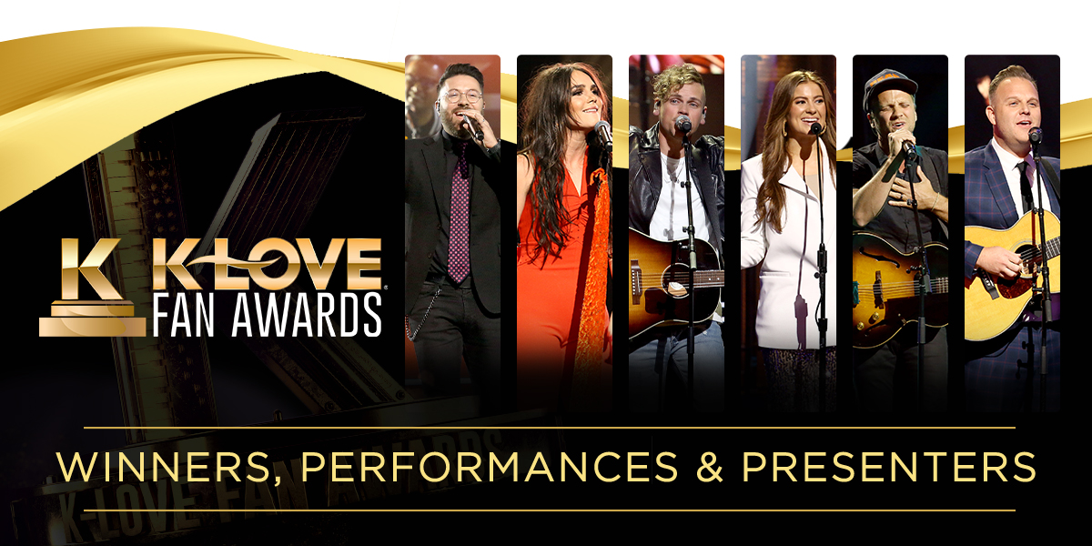 2021 K-LOVE Fan Awards Recap