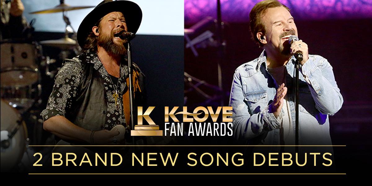 2021 K-LOVE Fan Awards New Songs