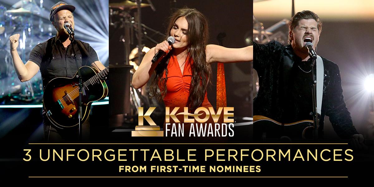 2021 K-LOVE Fan Awards Unforgettable Performances
