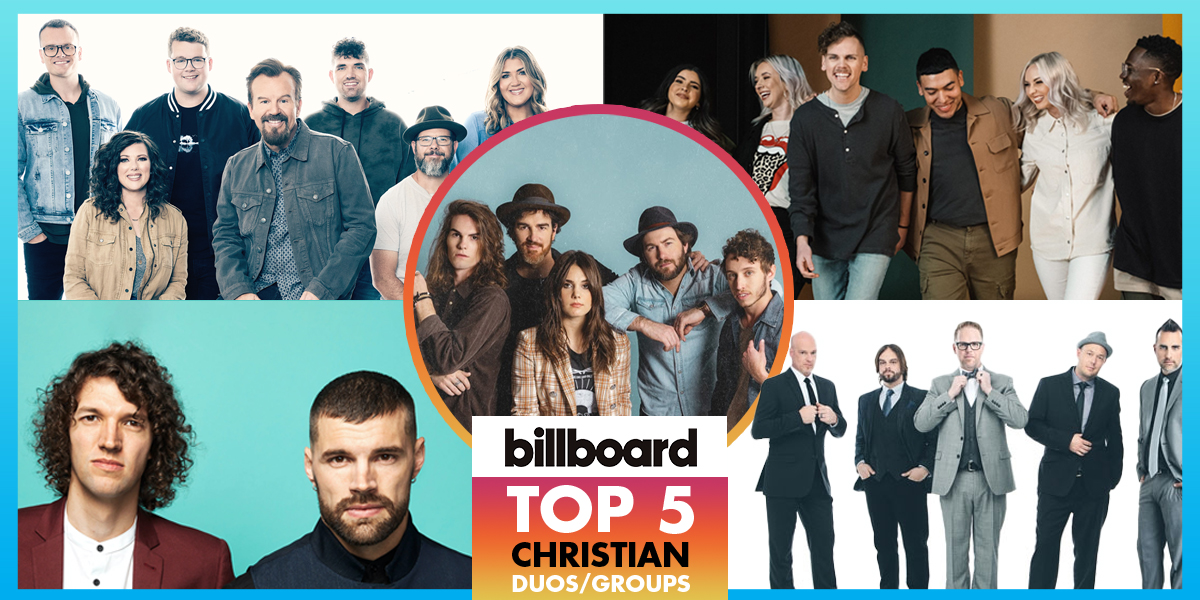 Billboard Chart Toppers: Christian Duo/Groups
