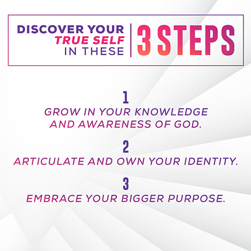 Discover Your True Self in These 3 Steps