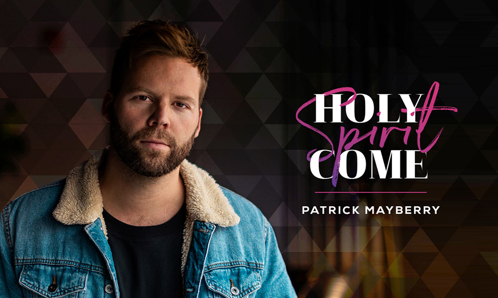 """""""Holy Spirit Come"""" by Patrick Mayberry"""