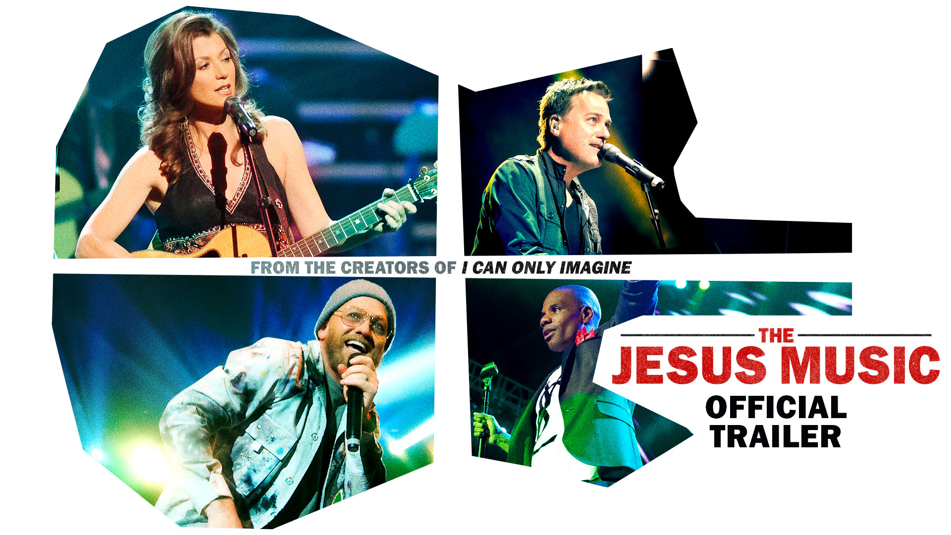 The Jesus Music Official Trailer