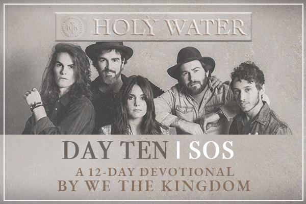 DAY TEN || SOS