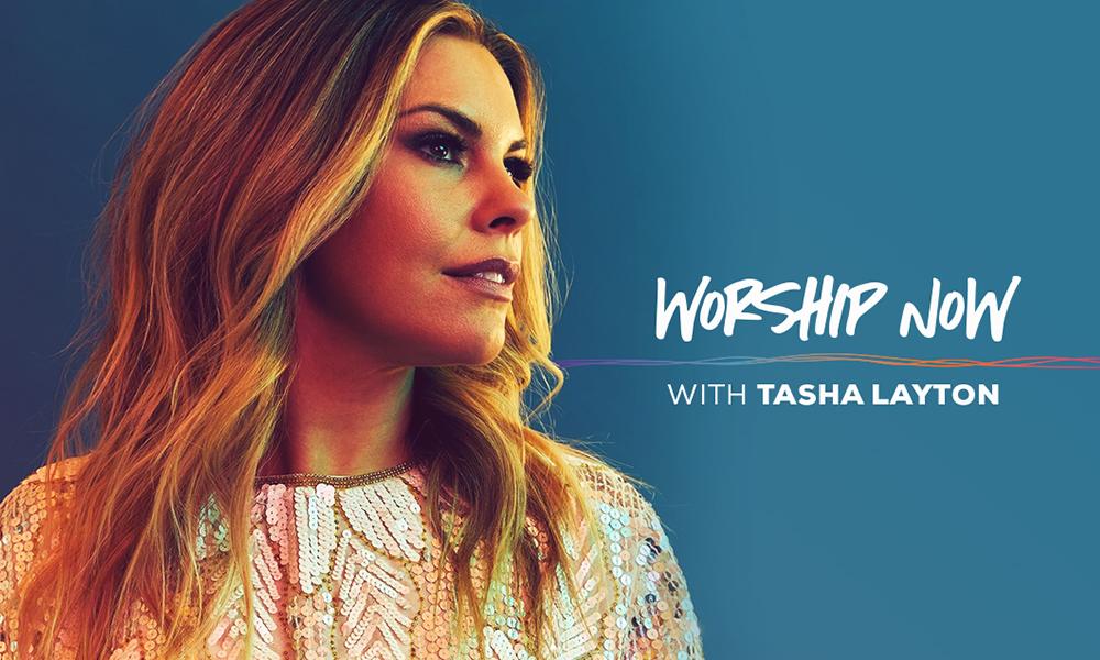 Worship Wednesday with Tasha Layton