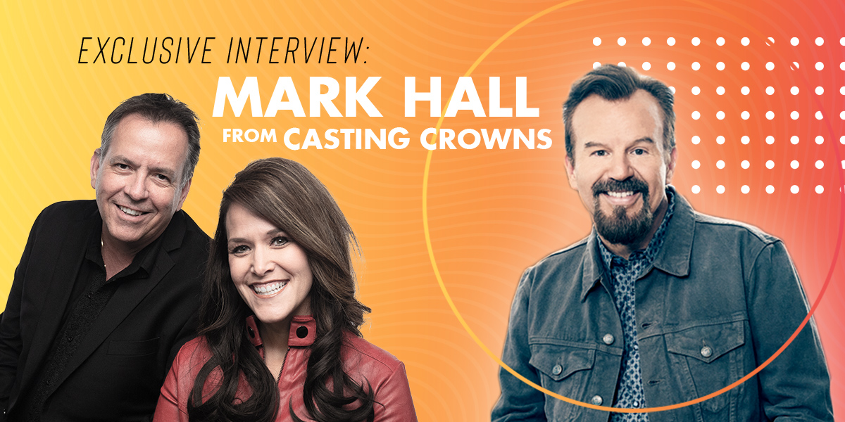 Skip & Amy Interview with Mark Hall of Casting Crowns