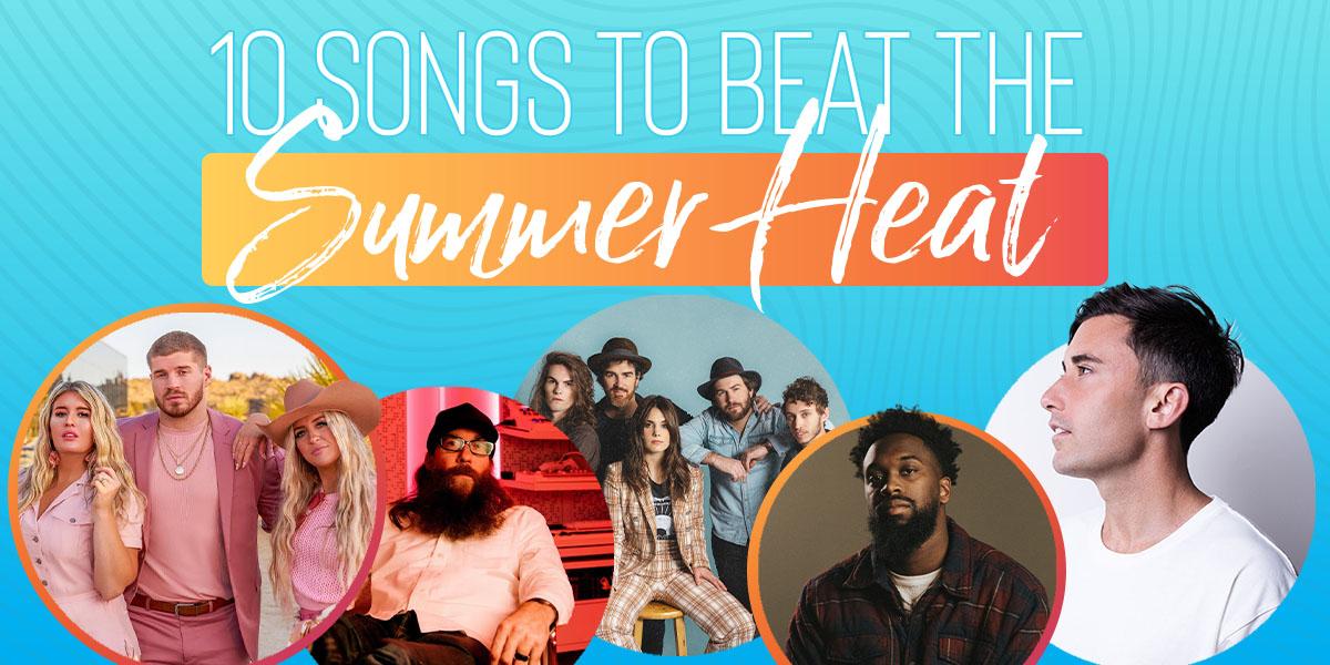 10 Summer Songs