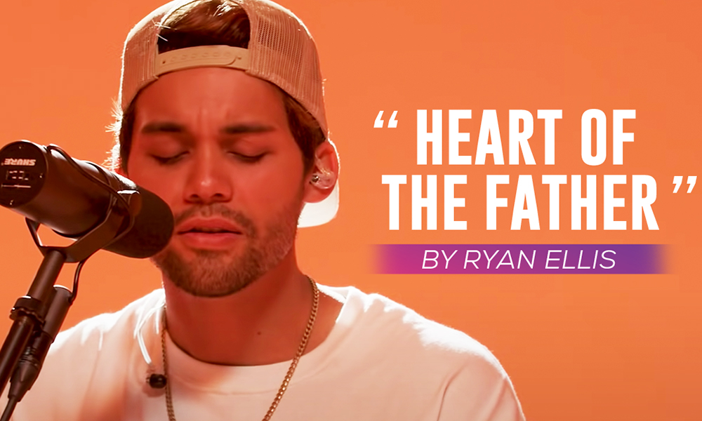 """""""Heart Of The Father"""" by Ryan Ellis"""