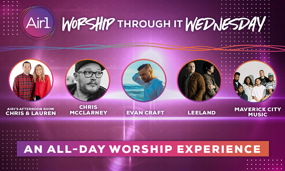 Worship Wednesday - An All Day Worship Experience