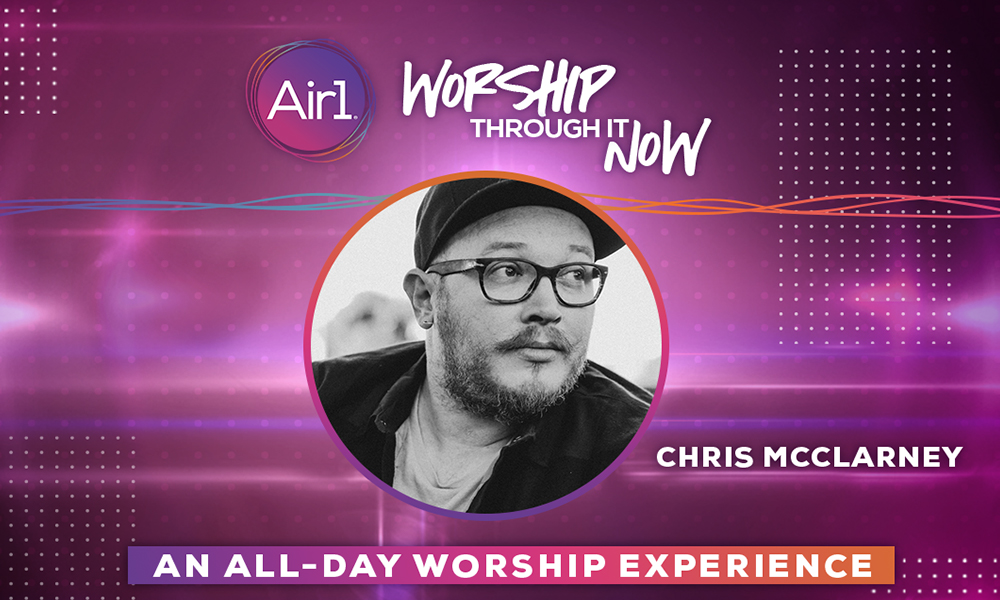 Worship Now With @Chris McClarney