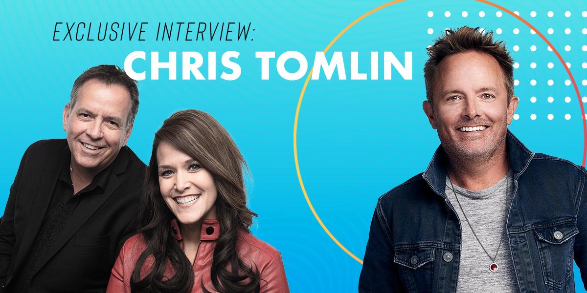 Exclusive Interview: Chris Tomlin