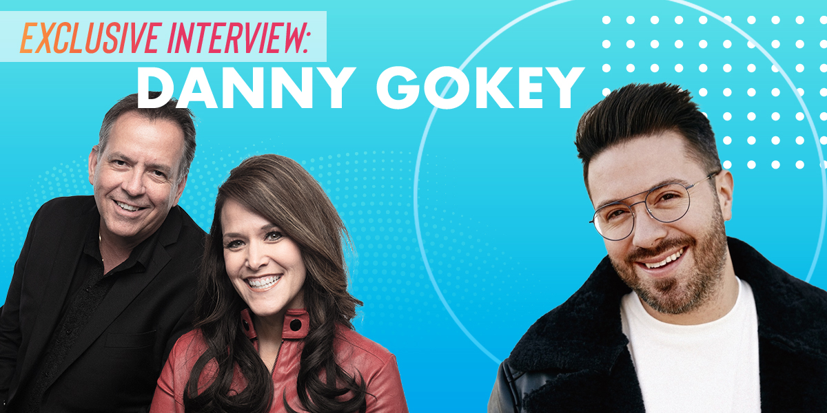 Danny Gokey Joins Skip & Amy for an Exclusive Interview