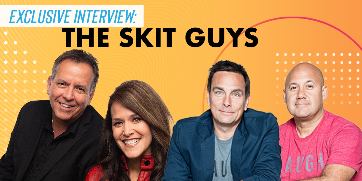 The Skit Guys Join Skip & Amy for an Exclusive Interview