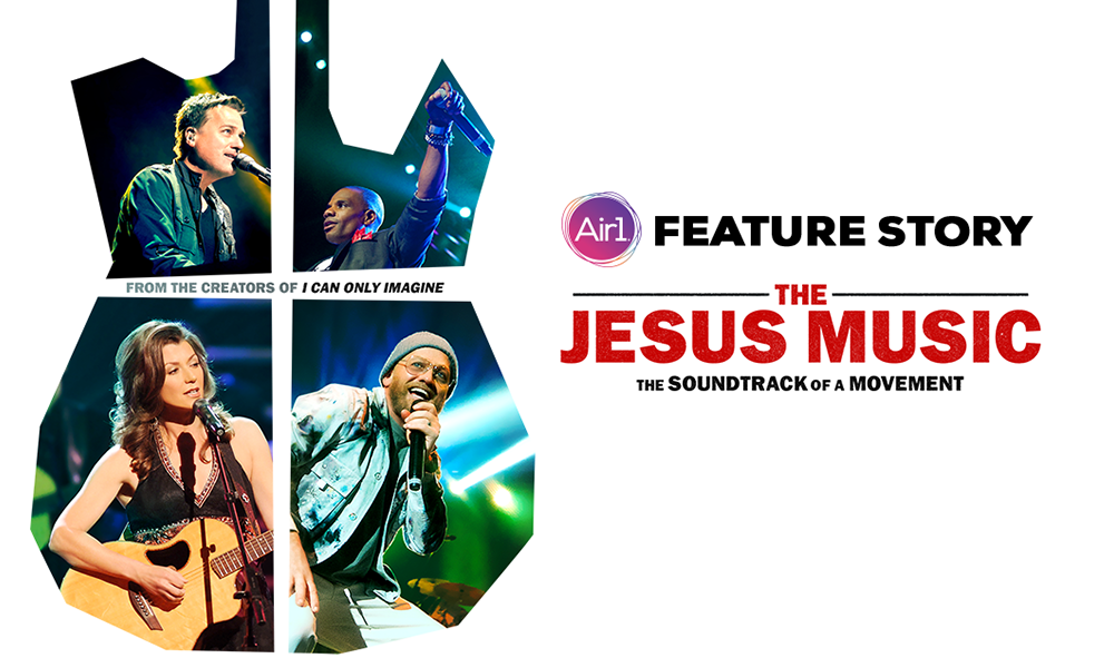 Air1 Center Stage: The Jesus Music