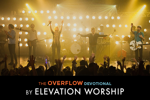 The Overflow Devotional by Elevation Worship