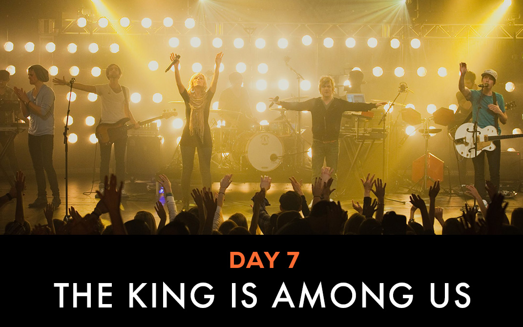 The Overflow Devotional by Elevation Worship - Day 7